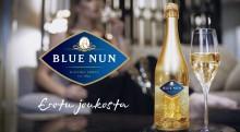 Blue Nun Gold Edition on juhlien ehdoton kuningatar