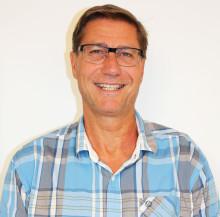 Sven Olsson får utmärkelsen Årets projektledare 2017