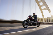 BMW Motorrad Concept R 18/2: moderni ja dynaaminen cruiseri