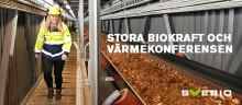 Stora Biokraft- och Värmekonferensen i Växjö