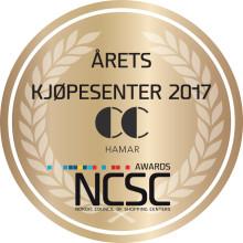 NCSC - Årets Kjøpesenter 2017 _logo