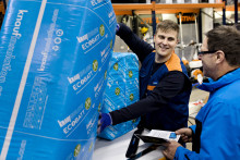 Reportage: Knauf Insulation ger nya kunder