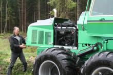 Ny svensk skogsmaskintillverkare lanseras på SkogsElmia nästa år
