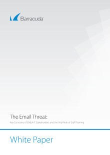 White paper - The Email Threat (EMEA, 2018)