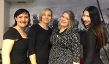 Merja Teitosta alueensa vuoden naisyrittäjä -Lappeenrannan VMP juhli samalla 10-vuotispäiviään
