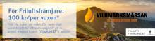Träffa oss på Vildmarksmässan - 125 år av äventyr