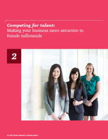 PwC: Female millennials critical to future growth of Financial Services globally