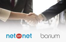 NetOnNet väljer Barium som partner för sin fortsatta tillväxt