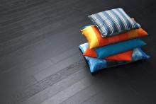 Skapa en elegant och lyxig känsla i hemmet med svarta golv