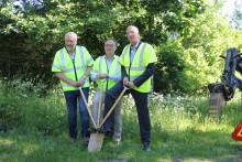 Unikt samarbete ger fiber till hela Kalmars landsbygd