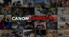Canon Connected lanseras – en kostnadsfri innehållshubb med lärorika och inspirerande filmer för fotoentusiaster
