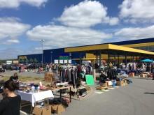 Kom til loppemarked og sjov hos IKEA Taastrup og støt unge forældre
