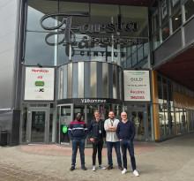 Farsta Centrum förlänger avtalet med Nokas