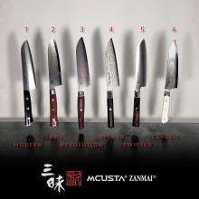Zanmai – Nya knivar med enormt habegär!