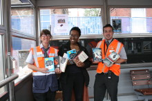 New book exchange launched at St Albans City station