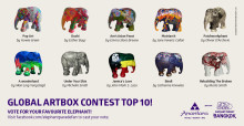 ELEPHANT PARADE ANNOUNCES WORLD'S TOP 10 DESIGNS