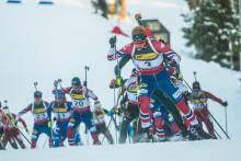 Laguttak Wold Cup Östersund og IBU Cup Sjusjøen