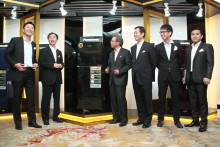 Panasonic Launches Japanese-Standardized Glass Door Refrigerator in Indonesia