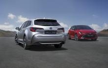 Toyota Corolla er priset og snart klar for lansering i Norge