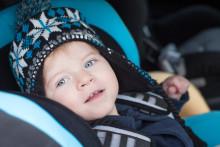 Ökad risk för skador med vinterkläder i bil