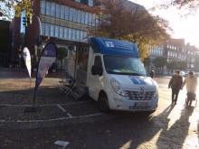 Beratungsmobil der Unabhängigen Patientenberatung kommt am 30. Januar nach Emden.