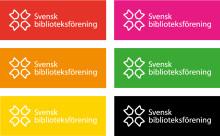 Svensk biblioteksförening får ny grafisk profil och logotyp