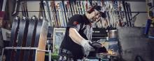 Blåkläder luo ainutlaatuiset sukset yhdessä Åre Skidfabrikin kanssa