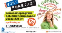 Eget Företag 2-4 oktober