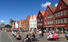 Ny flyrute fra Billund til Bergen