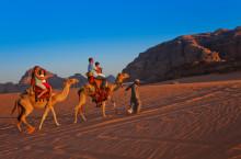 Nyhet: Direktflyg från Stockholm till Aqaba i Jordanien.