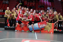 Storvreta svenska mästare - för femte gången