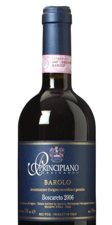 Exklusiv Barolo från den unika producenten Ferdinando Principano