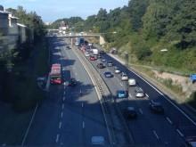 Unik studie: Markant minskning av antal olyckor med automatiska bromssystemet City Safety