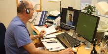 Digitalt besök på vårdcentralen