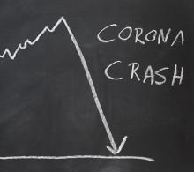 5 bra saker att tänka på när börsen faller