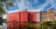 Kundcase: Yllefabriken - industrihistoria i modern tappning