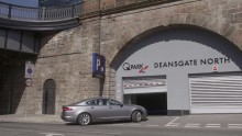 A new parking experience for Manchester: Q-Park Deansgate North now open for business