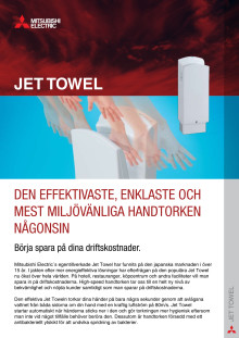 Produktinformation Jet Towel