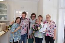 Örbyhusklinik blev Årets djurklinik 2017