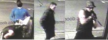 CCTV images issued following attempted burglary in Portsmouth