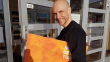 Fredrik ger sin del av Kundmiljonen till IBF Argentum 91