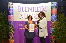 London Midland gets blooming award for station floral display
