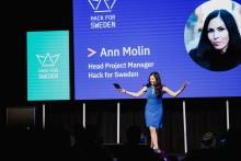 Hack for Sweden i Almedalen 2019