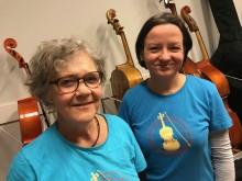 Gästbloggen: Karin Rinander-Olausson och Ewa Filek-Kryger