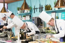 Future of the industry and world-class chefs