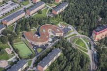 Landamäreskolan nominerad till Sveriges bästa byggnad