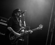 Rock Stage byter namn till Lemmy Stage
