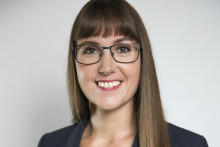 Johanna Ode tillträder som bostadspolitisk expert på Riksbyggen