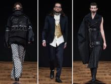 Hyllade modestudenter till Copenhagen Fashion Week