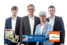 VisiConsult als eines der am schnellsten wachsenden Unternehmen Europas und als Innovationssieger gekürt
